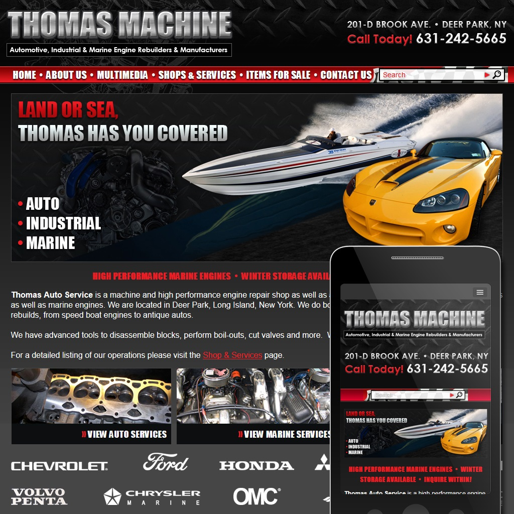 Thomas Machine -