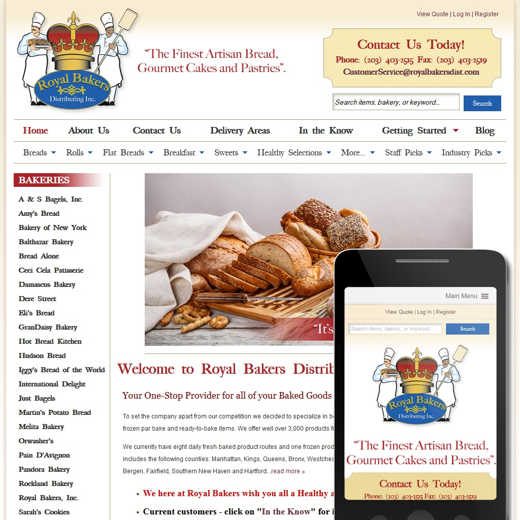 Royal Bakers -