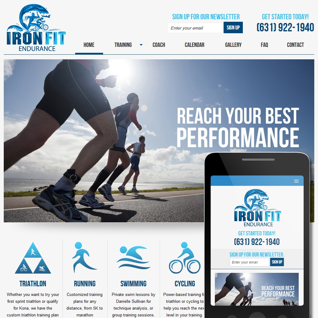 Iron Fit -