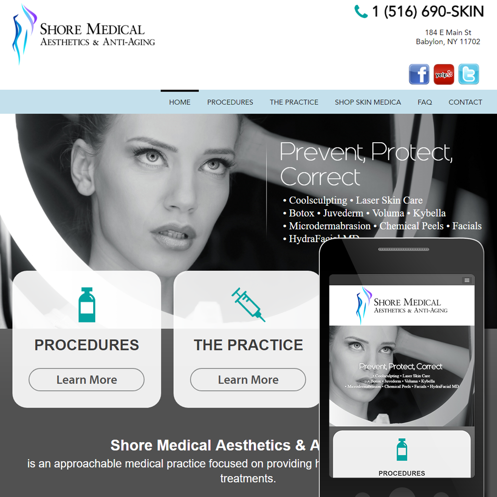 Shore Medical Aesthetics & Anti-Aging -