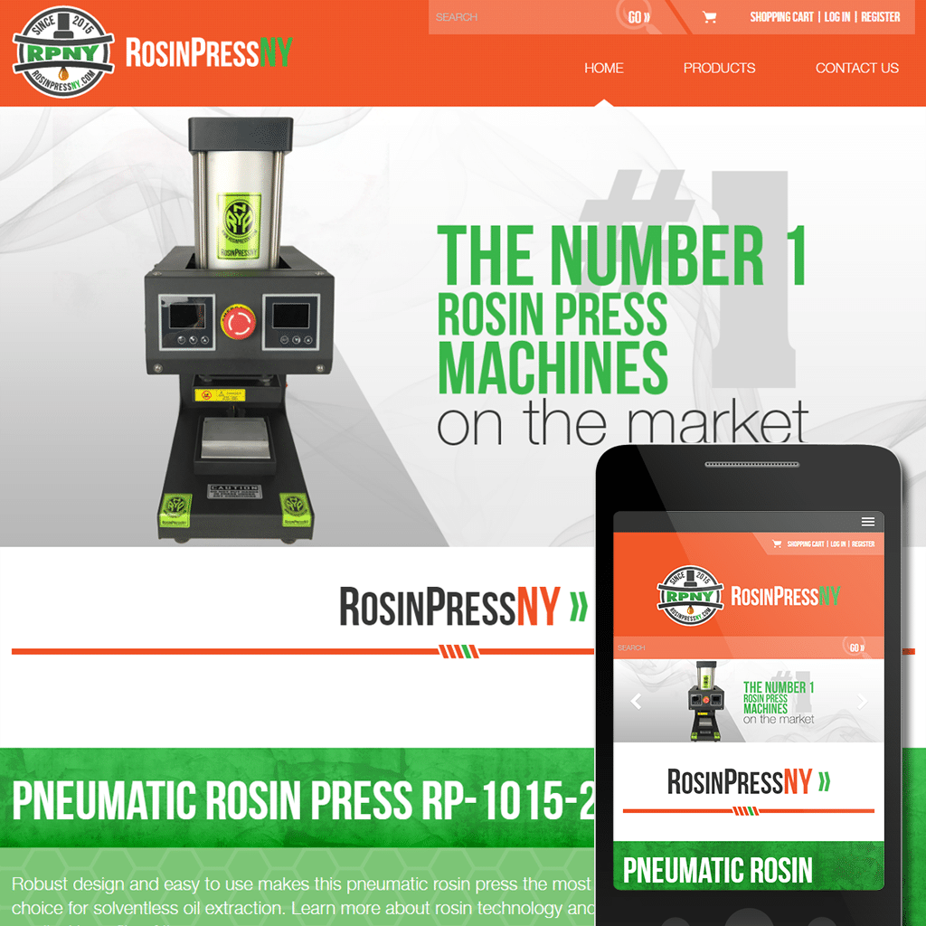 Rosin Press NY -
