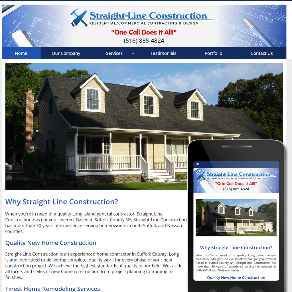 Straight-Line Construction -