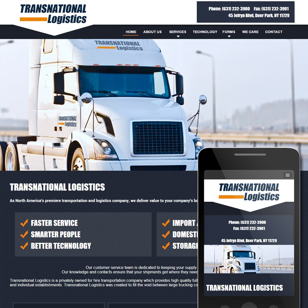Transnational Logistics -