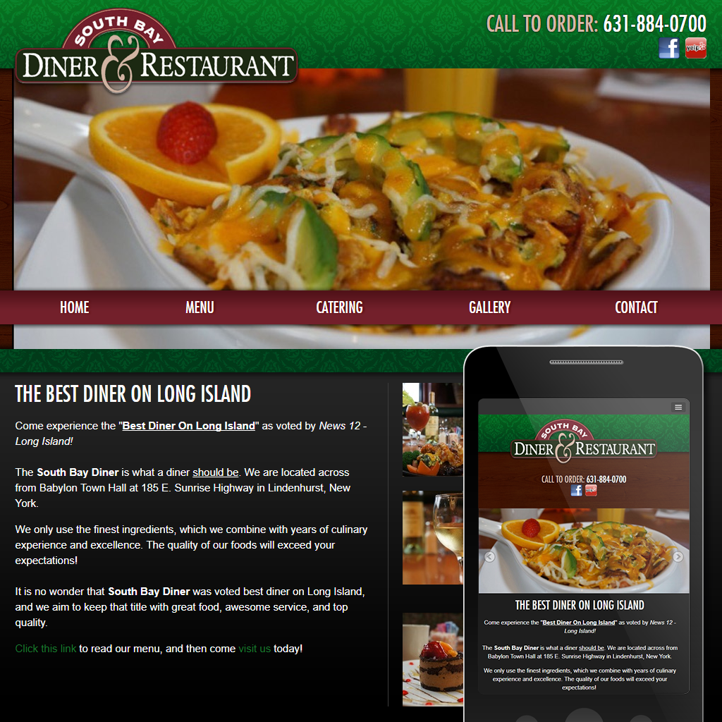 South Bay Diner & Restaurant -