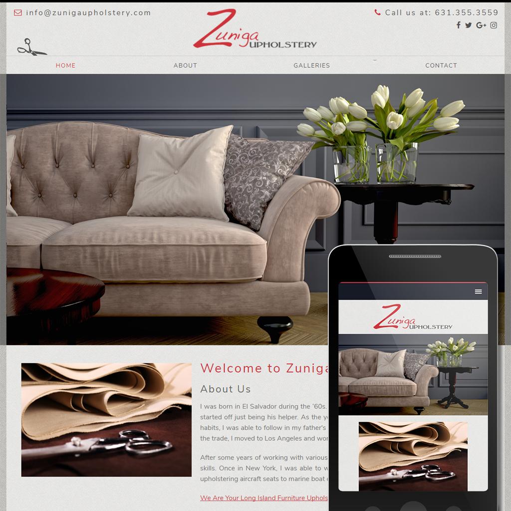 Zuniga Upholstery -