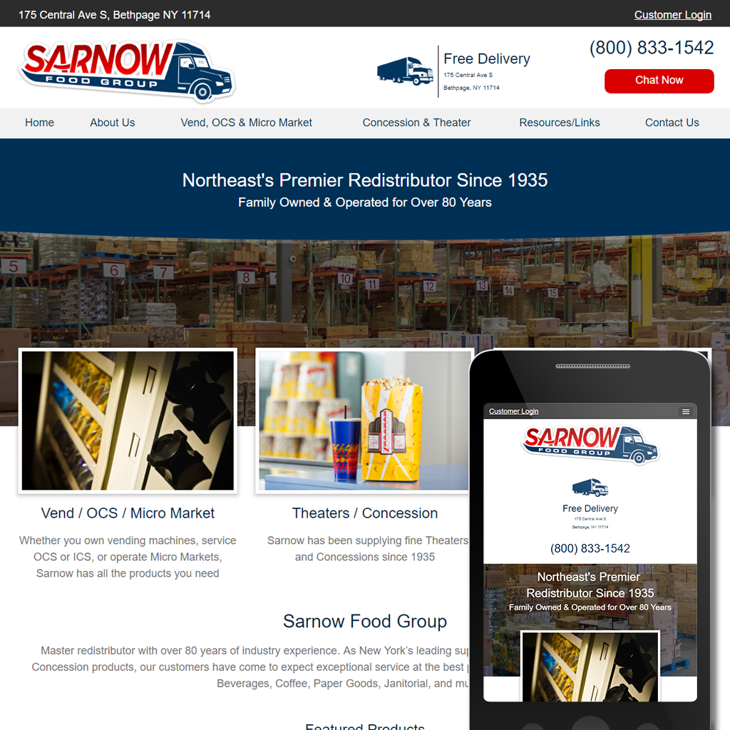 Sarnow Food Group -