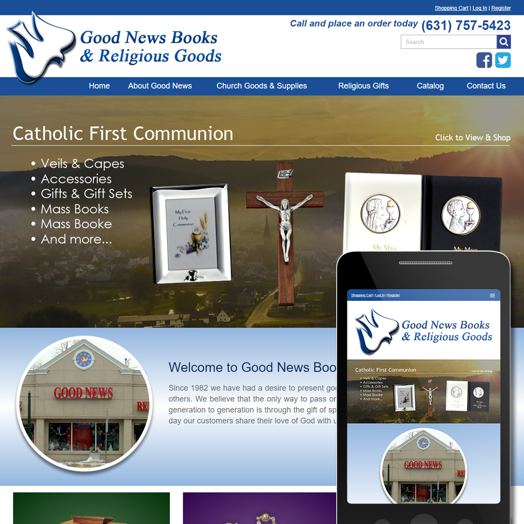 Good News Books & Religious Goods -