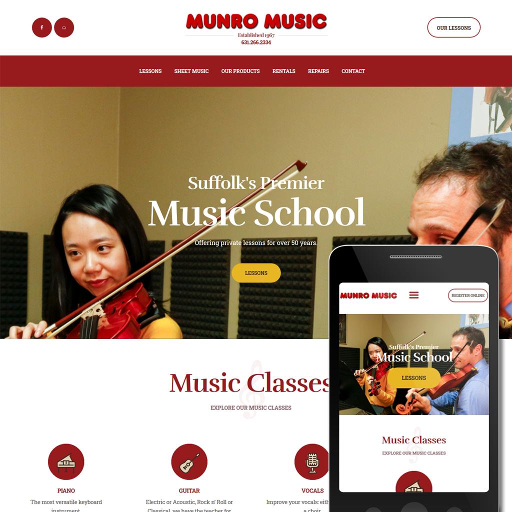 Munro Music - Munro Music