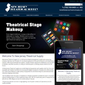 Business Website Sample