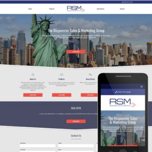 General Business Website Sample - RSM