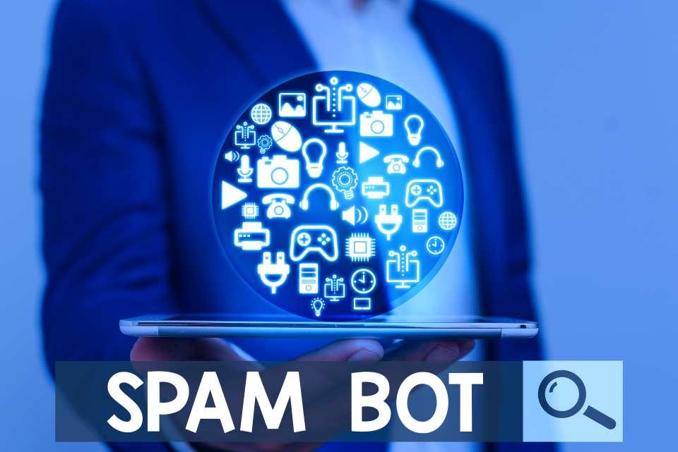Beware of spam bots